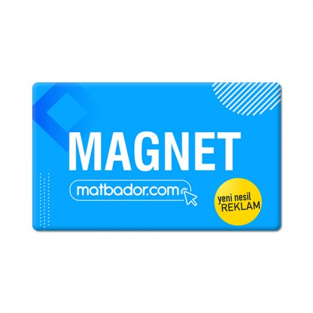Magnet Baskı